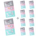 Holika Holika 3 Steps Pig Nose Clear Black Head 告別黑頭豬鼻貼 X 10片 <特價>