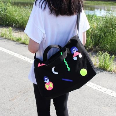 Ooh Là Là! 最新Tabom Neon Travel Bag Size: 40X30X14cm<8折中>