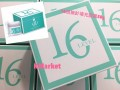 mm secret 16 Level H-BTX Revitalize Cream Mask 50g 16倍無針填充面膜