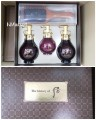 The history of whoo后 spa hair 3 pcs limited set