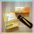 日本24k beauty bar 黃金微電流瘦面美人專用黃金face mask(一盒7片) <日本直送,特價,不包括黃金棒>>