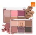 Lizly eyeshadow palette 6色超美眼影 <特價> <現貨>