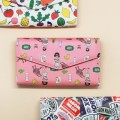 Ooh Là Là! 最新 PATTERN CLUTCH BAG Size: 24.3 X 15cm(三款)<8折中>